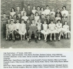 Oak Park School 3rd Grade Miss Warren